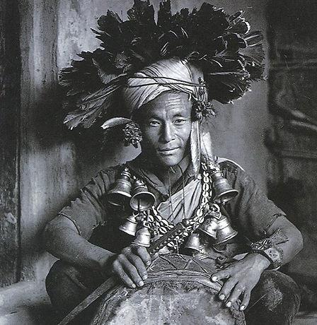 A shaman