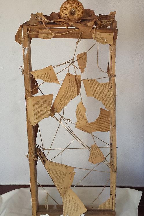 Escultura - O corpo de vento