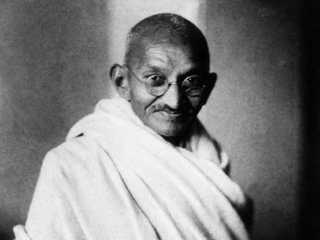 De Gandhi a Greta