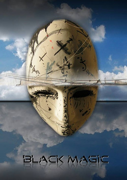 """Sculpture Mask - """"Shaman"""""""