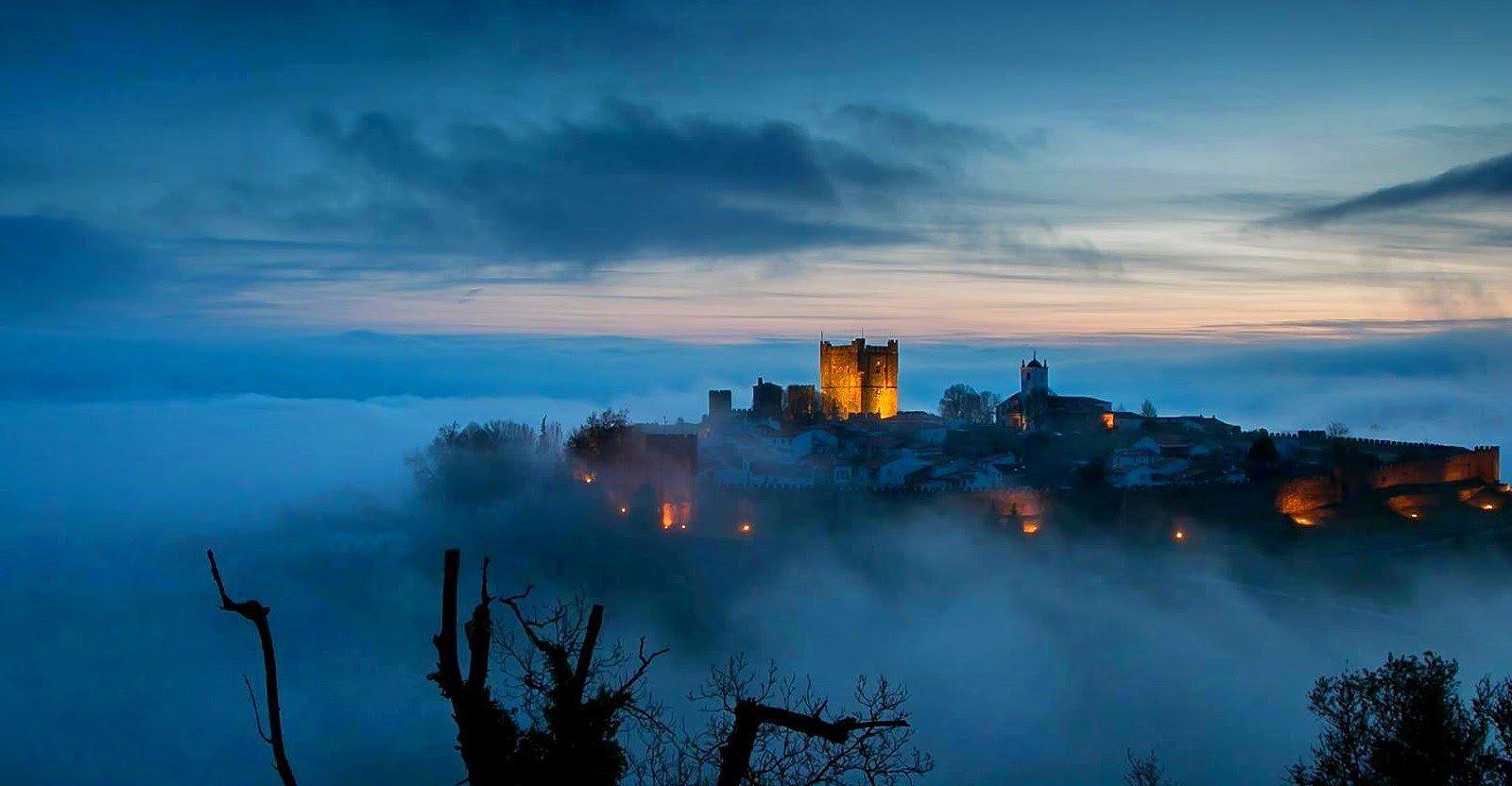 braganca_north_portugal_castle_fog_blue_