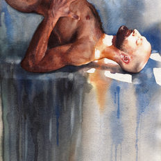 a Powerful painting- Poetry