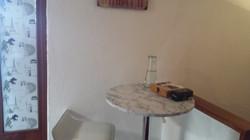 Mesa para tomar um Café