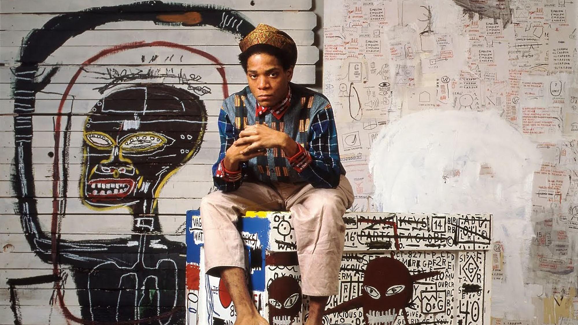 Basquiat - Grafitti