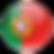 Homepage - portuguese language
