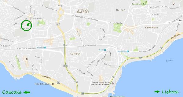 Lisbon Cascais by Marginal