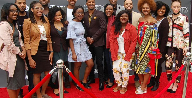 Nate Parker Film Institute at PAFF