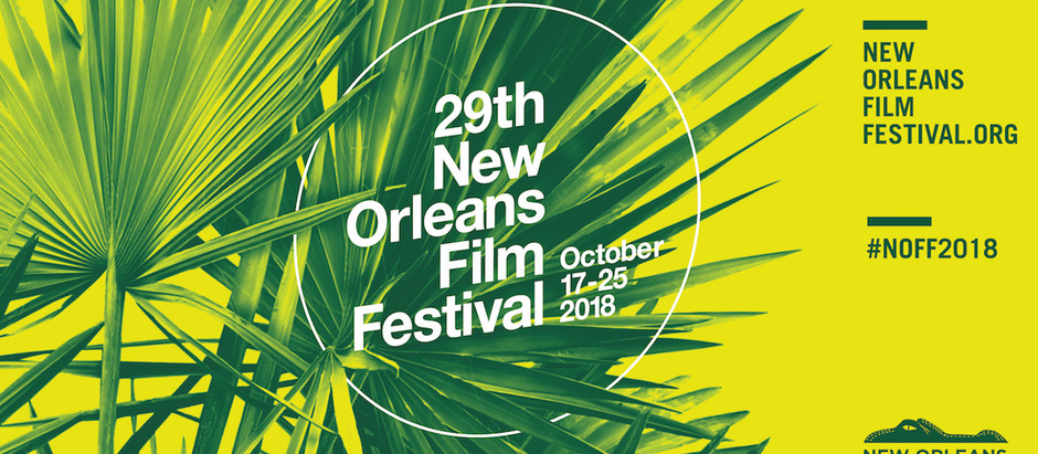 Things With Feathers Screening at the 29th New Orleans Film Festival!