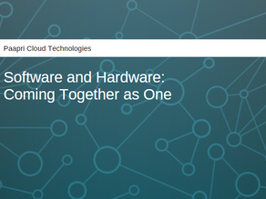 Software and Hardware: Coming Together as One