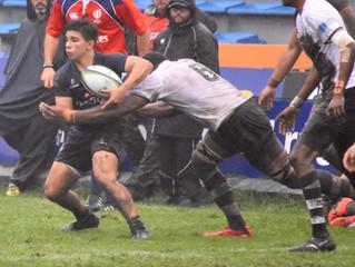 香港20歲以下男子七人隊挑戰「世界青年欖球盃」2018 World Rugby U20 Trophy寶座