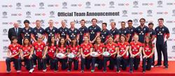 Hong Kong Sevens 2016 - Team HK