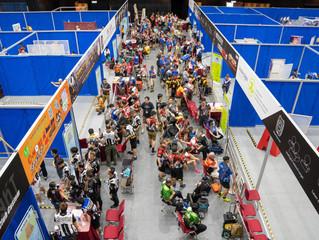 第一屆IPSC氣槍射擊世界錦標賽 IPSC Action Air World Shooting Championship 2018 – Hong Kong  首日賽事激烈 超過480名世界各地選手參賽