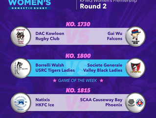 「2020-21畢馬威女子欖球超級聯賽」KPMG Women's Premiership上年季後總決賽冠軍戰戲碼重現