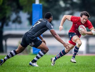 「滙豐世界七人欖球系列賽 – 外圍賽」 HSBC World Rugby Sevens Series - Qualifier 香港男子隊精銳盡出