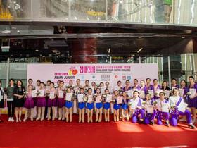 首屆滑冰隊列滑賽事圓滿結束 香港滑冰揭開新一頁