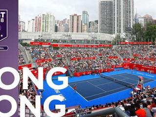 2018年體壇喜訊: 「保誠香港網球公開賽」榮獲 「WTA年度最佳國際賽」