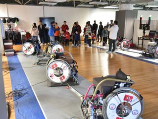 交通銀行香港體育學院2020開放日  超過5,000名公眾人士報名參與 探索精英訓練基地