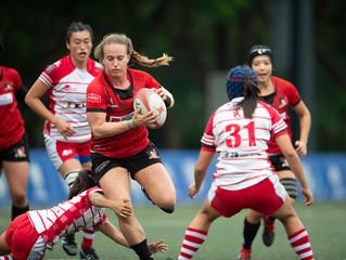 「畢馬威女子欖球超級聯賽」  KPMG Women's Premiership 「上下區」冠軍寶座將塵埃落定