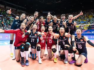 「FIVB世界女排聯賽香港2019」 一連三天賽事完美落幕 日本及中國獲勝 中國膺選香港站最受歡迎球隊