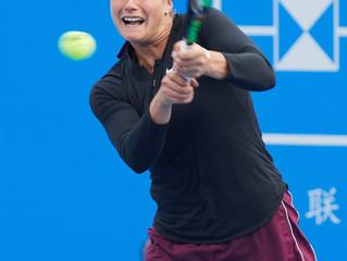 2019深圳公開賽 頭號種子薩巴倫卡和五號種子莎拉波娃 晉級第二輪  非種子選手表現搶眼