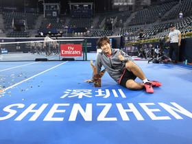 日本選手稱霸單雙打賽場  西岡良仁收獲生涯首冠
