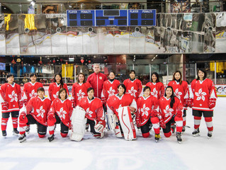 「IIHF世界錦標賽2019」 香港女子冰球代表隊揮軍南非