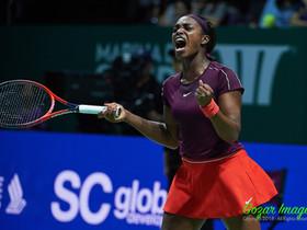 2018 WTA Finals Singapore  首次頭四種子球員全部出局  較後排名球手準決賽惡鬥 兩位Round Robin階段賽事完美佳績選手順利晉身決賽