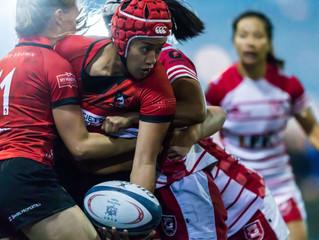 「畢馬威女子欖球超級聯賽」 KPMG Women's Premiership 華利Valley挫雞糊Gai Wu  連勝増至10場