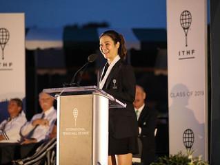武網全球推廣大使李娜 入駐國際網球名人堂 武網球迷有望於賽期 與李娜共慶杰出成就