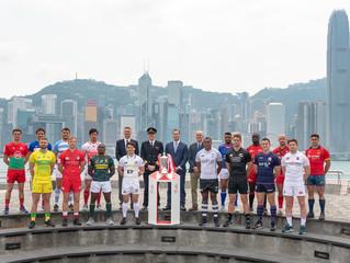 「國泰航空/滙豐香港國際七人欖球賽」 Cathay Pacific/HSBC Hong Kong Sevens 各參賽隊伍已雲集香江  準備爭取佳績