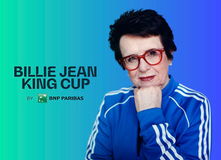 """ITF持續品牌重塑步伐,更名聯合會杯為 """"法國巴黎銀行比利·簡·金杯"""""""