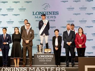 2019「浪琴表香港馬術大師賽」 2019 Longines Masters Hong Kong 策出亞洲馬術運動新天地
