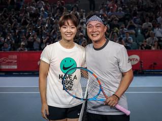 「保誠香港網球公開賽2018」 2018 Prudential Hong Kong Tennis Open  10月9日每日精華