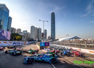 香港電動方程式再為2018/19「國際汽聯電動方程式賽車錦標賽」賽季分站