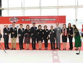 嘉里建設呈獻亞洲最大型冰球賽事 「2019 Mega Ice五人冰球賽」 成年組臥虎藏龍