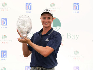 Clearwater Bay Open Round 4 :  Voke wins third PGA TOUR Series-China title