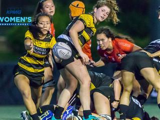 「畢馬威女子欖球超級聯賽」 KPMG Women's Premiership 升班馬冀延續勝利勢頭