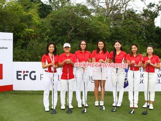 Young guns ready to shine at EFG Hong Kong Ladies Open