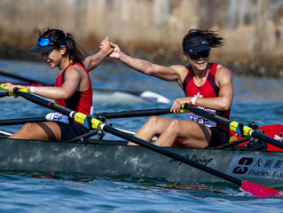 大新銀行呈獻「2019世界海岸賽艇錦標賽」圓滿結束 烏克蘭及西班牙各得兩項冠軍 港隊成績亮麗得1金1銅