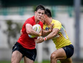香港隊友賽富衞華南虎 以勝利為「亞洲欖球錦標賽」 熱身打響頭炮