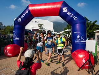 MSIG越野跑系列賽終極一戰 梅窩頂峰賽圓滿結束 港將黃浩聰及曾福祥勇奪17公里及50公里男子冠軍 Guillaume Perrot及Fredelyn Alberto榮獲長途系列賽全年總冠軍
