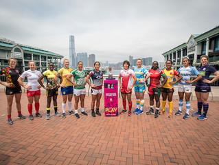 「滙豐世界女子七人欖球系列賽 - 外圍賽」 HSBC World Rugby Women Sevens Series - Qualifier 各路娘子軍已殺到  準備爭取出線席位