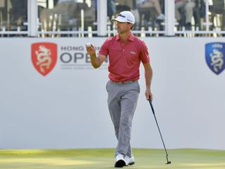 「香港高爾夫球公開賽」Hong Kong Open 今展開晉級賽 澳籍奧爾斯比連續 3 日領先榜首位置  年僅17 歲的香港代表楊曉威繼續表現大勇 今午舉行「Beat the Pro 慈善挑戰賽」