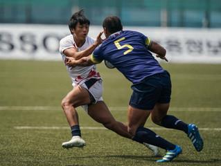 2018亞洲運動會 – 七人欖球次日戰況 香港男子隊繼續向頒獎台邁進 女子隊八強失諸交臂