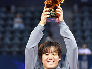 西岡良仁Yoshihito NISHIOKA (JPN): 不放棄是我最大的武器  夢想東京奧運拿獎牌