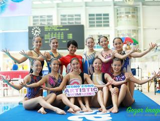 Panasonic二零一九年泛亞韻律泳錦標賽暨第十五屆香港韻律泳公開賽