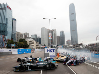 第六季「ABB國際汽聯電動方程式錦標賽」 香港電動方程式大賽將於中環海濱載譽回歸  第六季賽事新增倫敦及首爾兩個城市  平治和保時捷強勢加盟