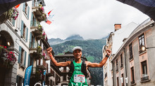 The North Face香港越野跑運動員黃浩聰跨越逾171公里第 10名完成UTMB環勃朗峰超級越野耐力賽 膺亞洲第一跑手