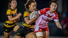 「2020-21畢馬威女子欖球超級聯賽」第四輪2020-21 KPMG Women's Premiership – Round 4  不敗之虎續居高臨下