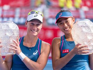 「保誠香港網球公開賽2018」 2018 Prudential Hong Kong Tennis Open  10月14日每日精華